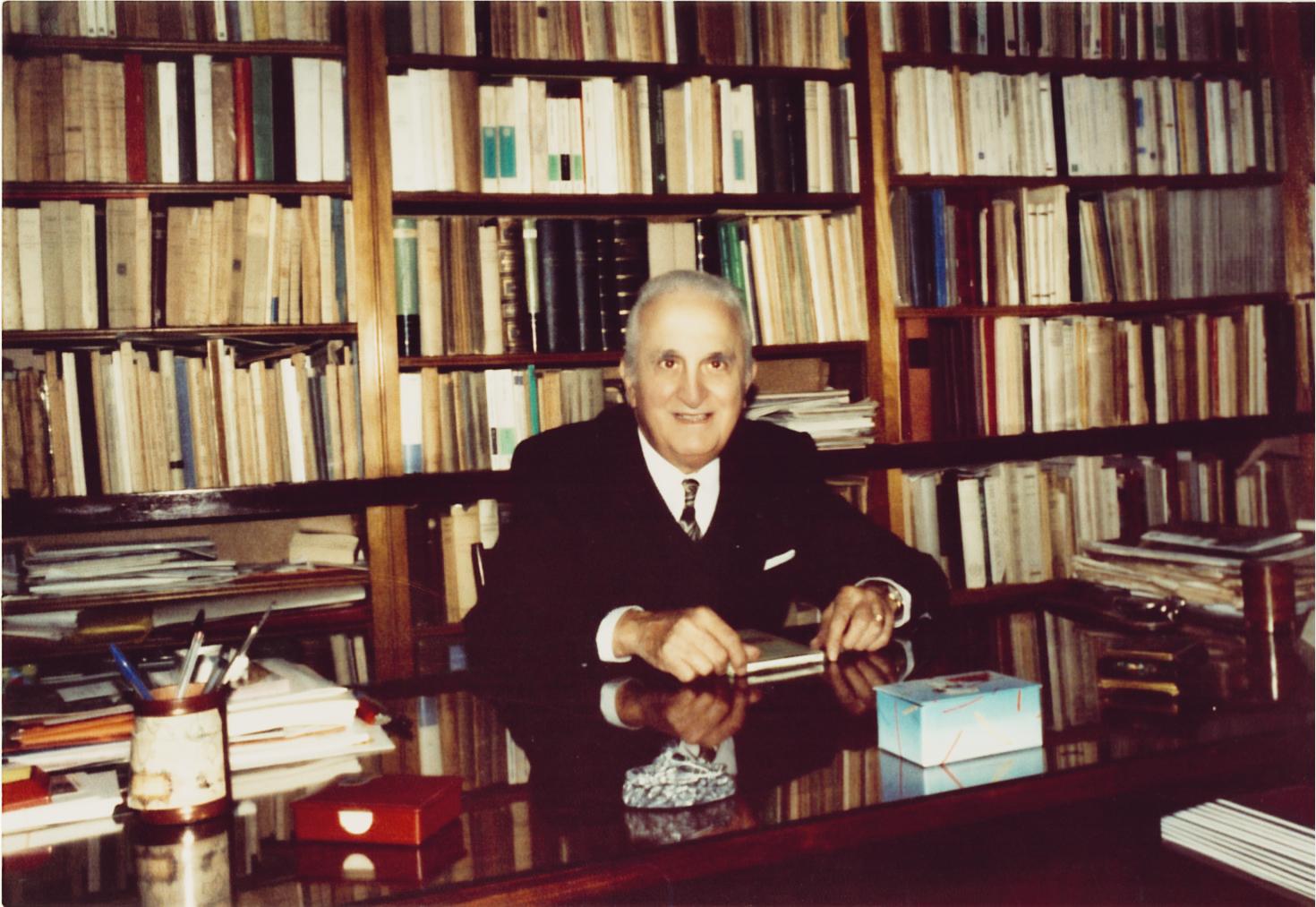 Il prof. Virginio Cremona