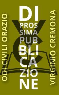Virginio Cremona - Odi Civili Orazio
